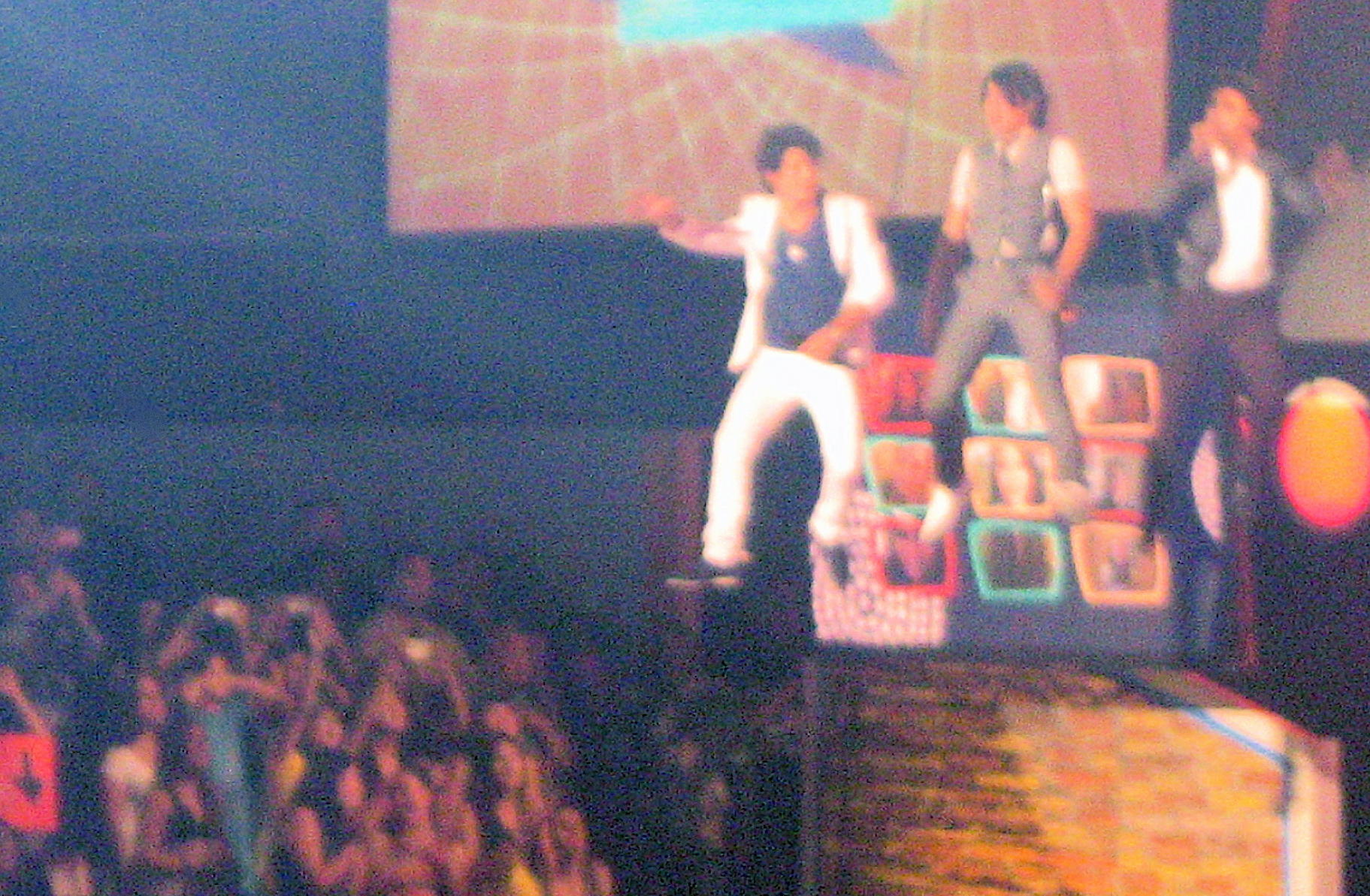The Flying Jonas Brothers at Teen Choice Awards